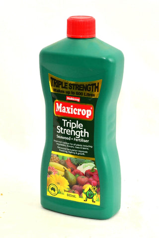 MAXICROP TRIPLE STRENGTH 600ML | Southside Stockfeeds