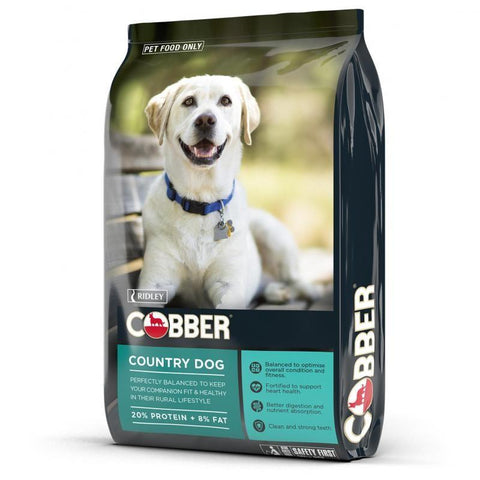 COBBER COUNTRY DOG 20KG . | Southside Stockfeeds Kilmore