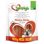 VITAPET JERHIGH CHICKEN STICKS 400G FOR DOGS | Southside Stockfeeds Kilmore