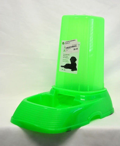 AUTOMATIC WATERER & FEEDER 1.5L | Southside Stockfeeds