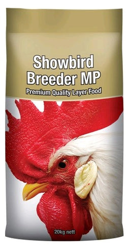 LAUCKE SHOWBIRD BREEDER MP 20KG | Southside Stockfeeds