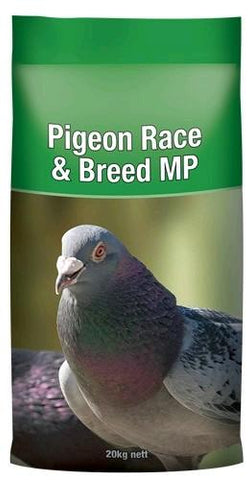 LAUCKE PIGEON RACE & BREED PELLETS 20KG | Southside Stockfeeds Kilmore