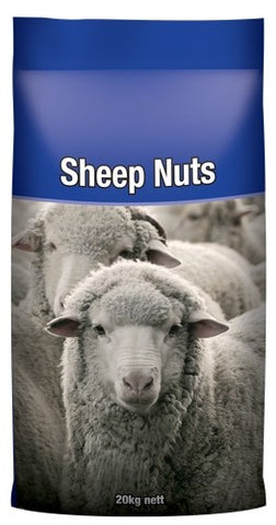 LAUCKE SHEEP NUTS 20KG | Southside Stockfeeds Kilmore