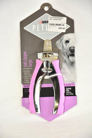 PETLIFE PROFESSIONAL NAIL CLIPPER LARGE | Southside Stockfeeds Kilmore