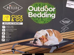 PETLIFE OUTDOOR BED CLICK & GO COVER XLARGE | Southside Stockfeeds Kilmore