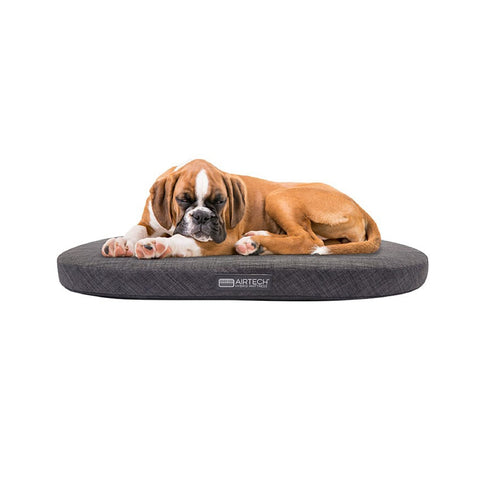 PETLIFE MATTRESS AIRTECH SMALL CHARCOAL COLOR | Southside Stockfeeds Kilmore