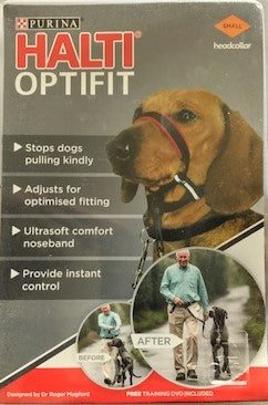PETLIFE HALTI OPTIFIT SMALL | Southside Stockfeeds Kilmore