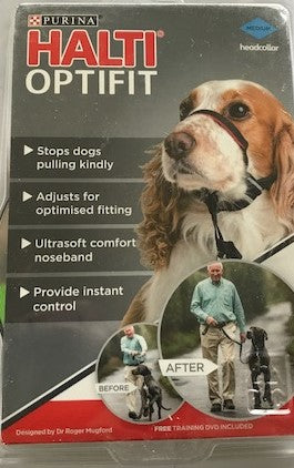 PETLIFE HALTI OPTIFIT MEDIUM | Southside Stockfeeds Kilmore