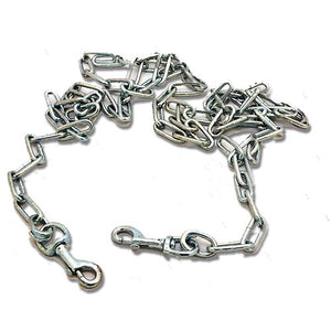 BAINBRIDGE DOG LEAD RESTRAINT CHAIN 4MM X 4M