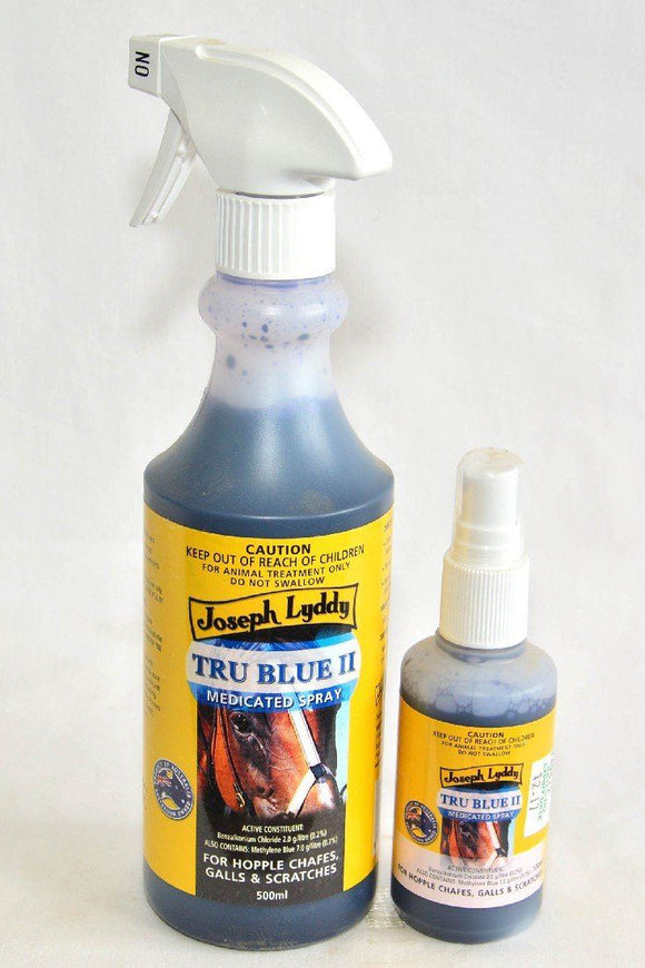 TRU BLUE II MEDICATED SPRAY 100ML JOSEPH LIDDY
