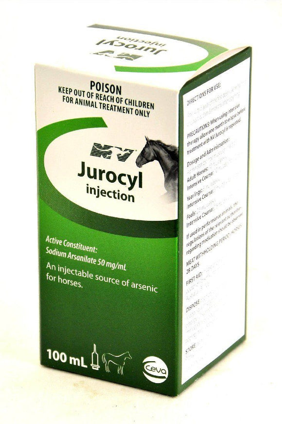 JUROCYL INJECTION 100ML