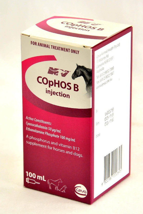 NATURE VET COPHOS B INJECTION 100ML