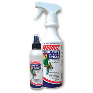 AVITROL BIRD MITE & LICE SPRAY 250ML