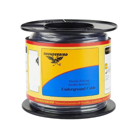THUNDERBIRD 50M X 2.5MM UNDERGROUND CABLE EF-11A