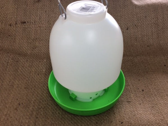WATER FEEDER 6.5LT NO 113 CROWN PLASTIC