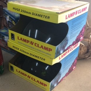 LAMP N CLAMP 250MM DIAMETER | Southside Stockfeeds