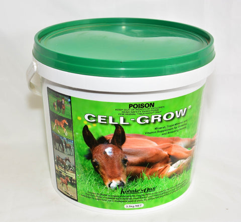 KOHNKE'S OWN CELL GROW 3.5KG | Southside Stockfeeds Kilmore
