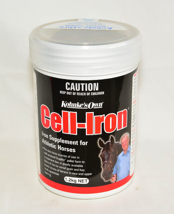 KOHNKE'S OWN CELL IRON 1.2KG
