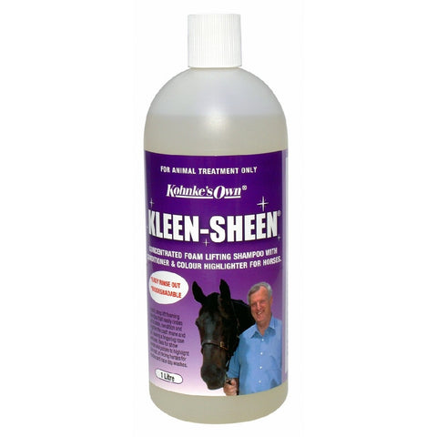 KOHNKE'S OWN KLEEN SHEEN 1LTR | Southside Stockfeeds Kilmore