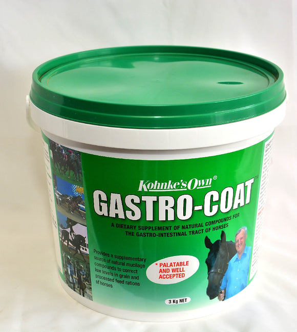 GASTRO-COAT 3KG KOHNKE'S OWN