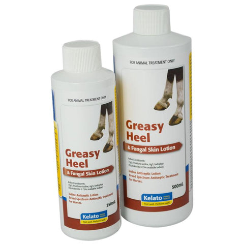 KELATO GREASY HEEL & FUNGAL SKIN LOTION 250ML | Southside Stockfeeds Kilmore