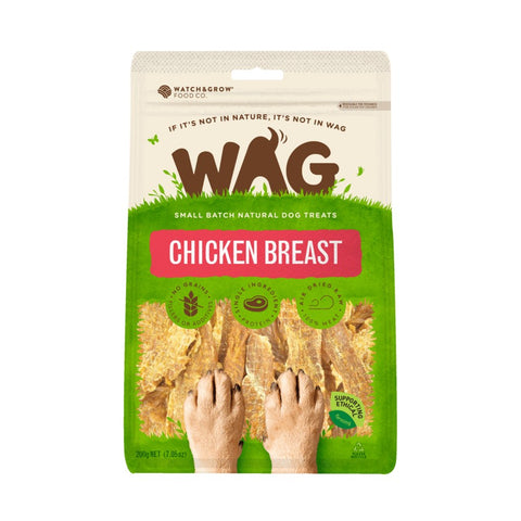 WAG CHICKEN BREAST 200G | Southside Stockfeeds Kilmore