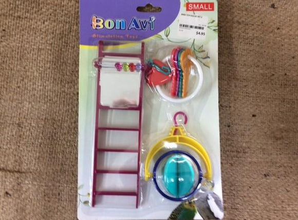 BIRD TOY VALUE SET 2