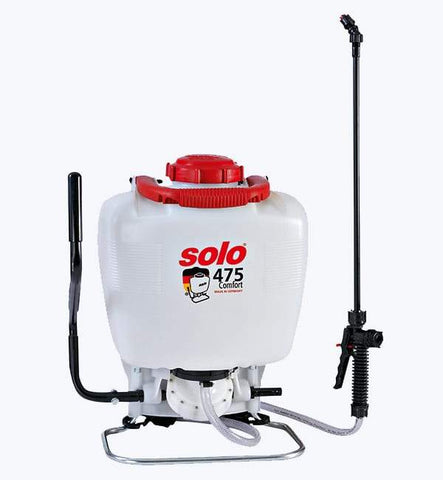 SOLO 15 Litre Backpack Sprayer – 475 | Southside Stockfeeds Kilmore