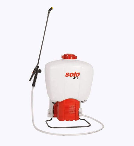 SOLO 12V BACK PACK SPRAYER 18L DIAMPHRAM - 417 | Southside Stockfeeds Kilmore
