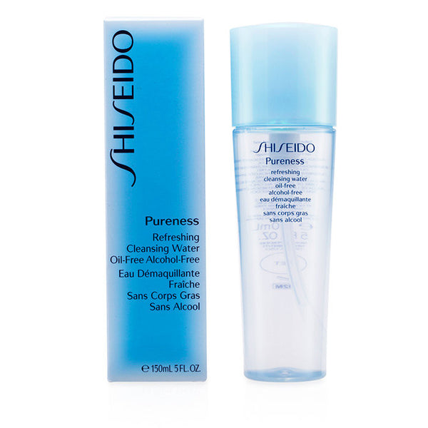 Shiseido Pureness Refreshing Cleansing Water Oil-Free - 150ml/5oz
