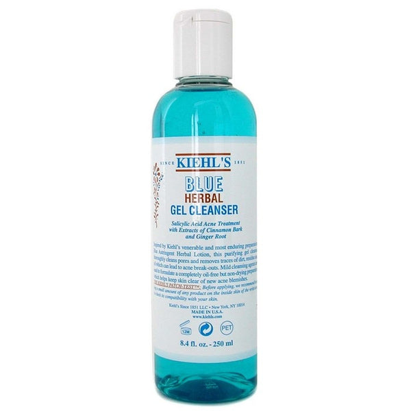 Kiehl's Blue Herbal Gel Cleanser - 250ml/8.4oz
