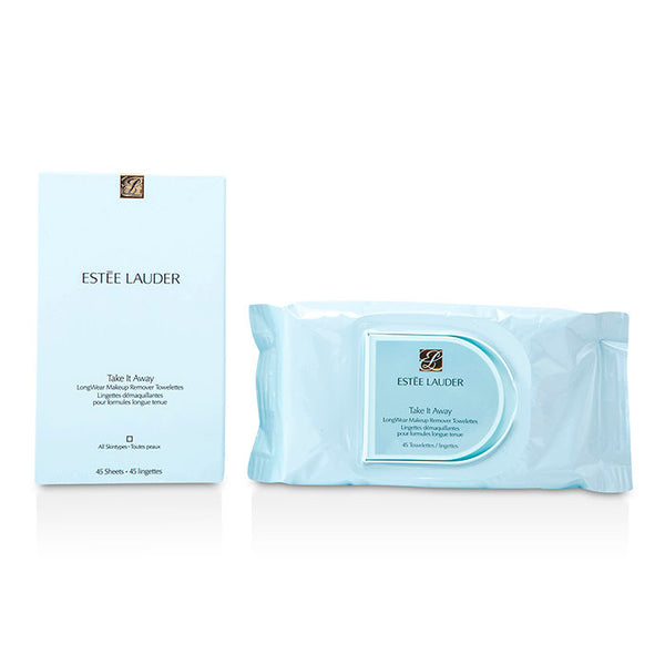 ESTEE LAUDER Take It Away LongWear Makeup Remover Towelettes - 45sheets