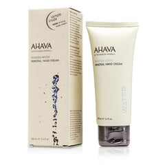 Ahava Deadsea Water Mineral Hand Cream - 100ml/3.4oz - kiwla.com