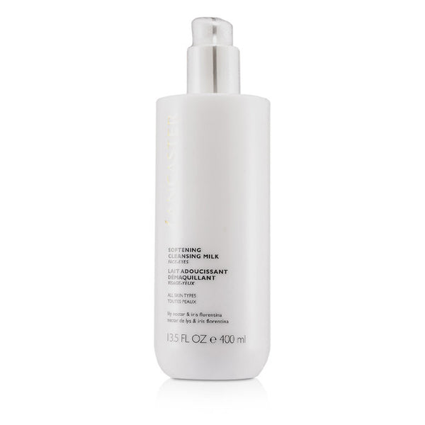 Lancaster Softening Cleansing Milk - 400ml/13.5oz