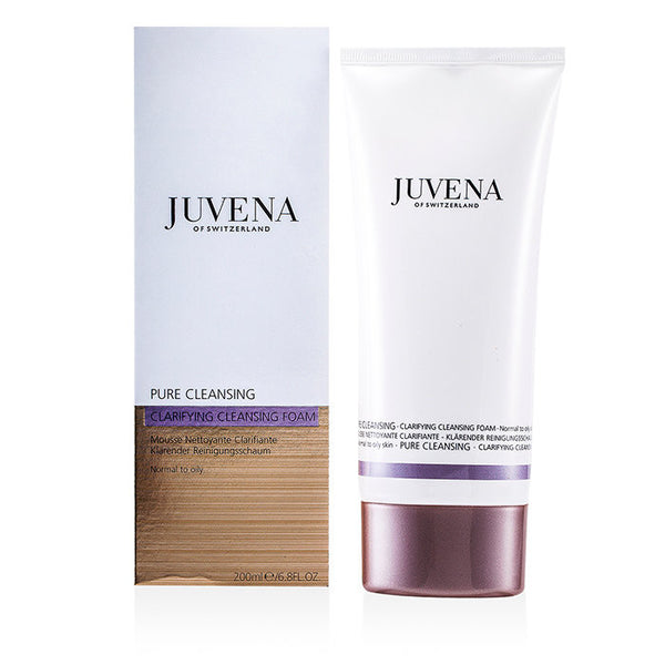 Juvena Pure Clarifying Cleansing Foam - 200ml/6.8oz