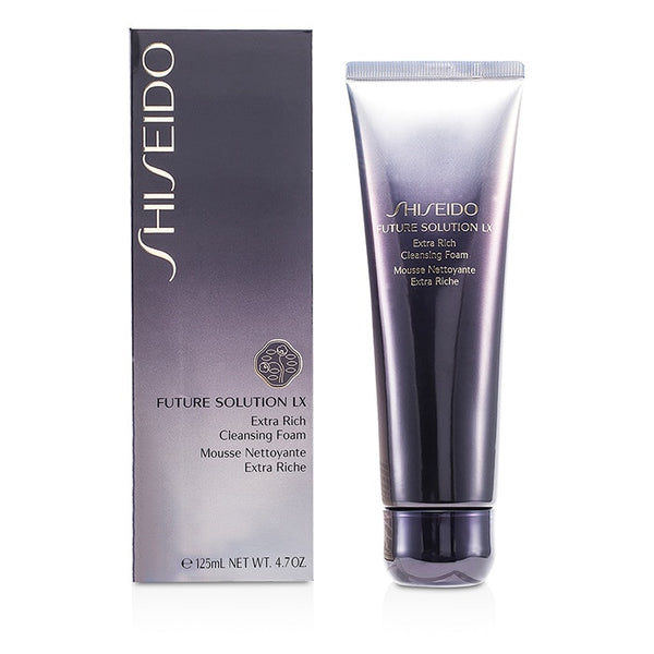 Shiseido Future Solution LX Extra Rich Cleansing Foam - 125ml/4.7oz