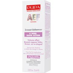 PUPA Rapid Action Breast Enhancer 75ml