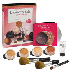 BareMinerals New Get Started™ Complexion Kit - Tan (9 Products)