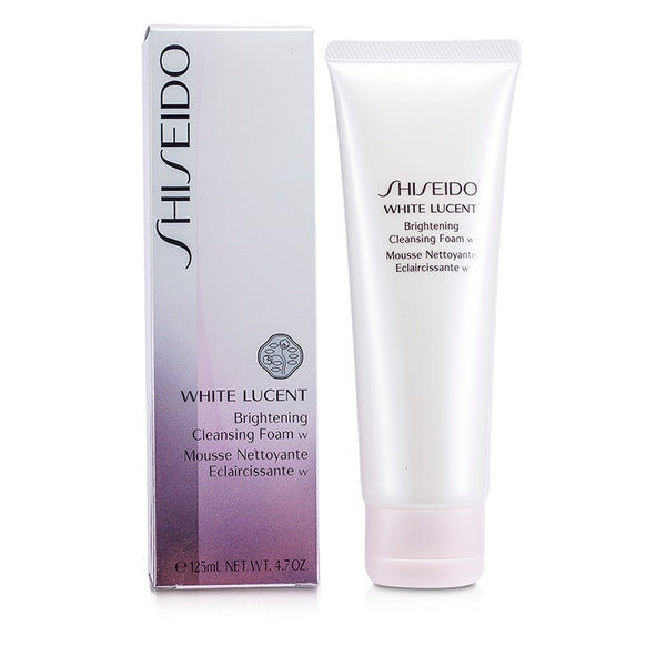 SHISEIDO White Lucent Brightening Cleansing Foam W - 125ml/4.7oz