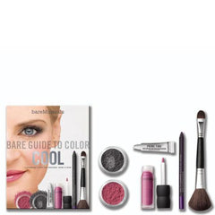 BareMinerals Bare Guide To Color - Cool (6 Products)