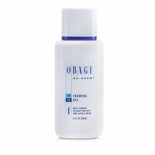 Obagi Nu Derm Foaming Gel -200ml/6.7oz