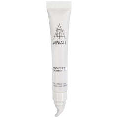 Alpha-H Absolute Eye Cream SPF 15 (20ml) - kiwla.com