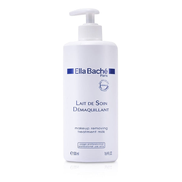 Ella Bache Makeup Removing Treatment Milk - 500ml/16.9oz