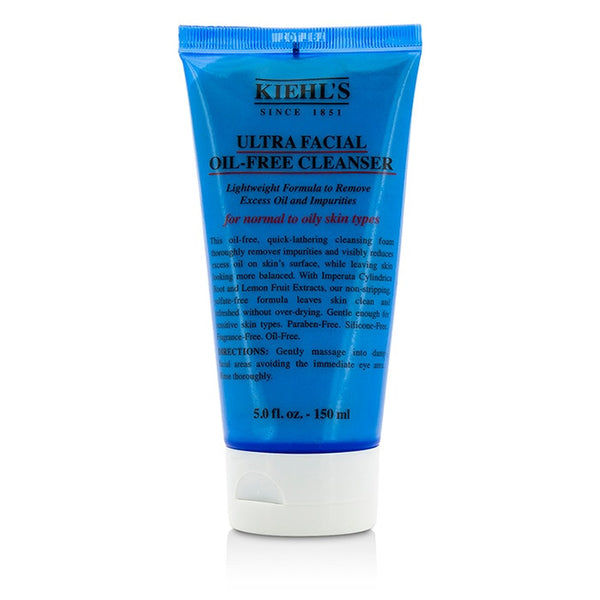 KIEHL'S Ultra Facial Oil Free Cleanser - 150ml/5oz