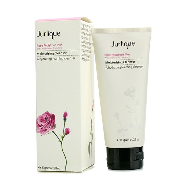 Jurlique Rose Moisture Plus with Antioxidant Complex Moisturising Cleanser - 80g/2.8oz