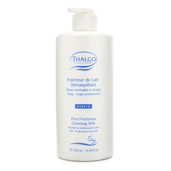 THALGO Pure Freshness Cleansing Milk (N/C) - 500ml16.90oz