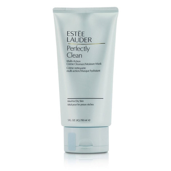 Estee Lauder Perfectly Clean Multi-Action Creme Cleanser/ Moisture Mask - 150ml/5oz