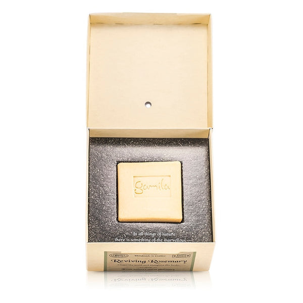 Gamila Secret Cleansing Bar - Reviving Rosemary (For Normal to Combination Skin) - 115g