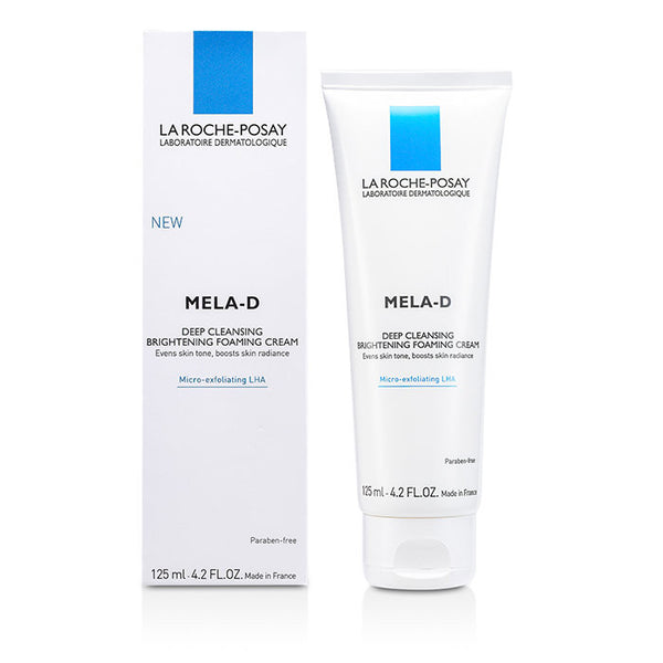 La Roche Posay New Mela-D Deep Cleansing Brightening Foaming Cream - 125ml/4.2oz
