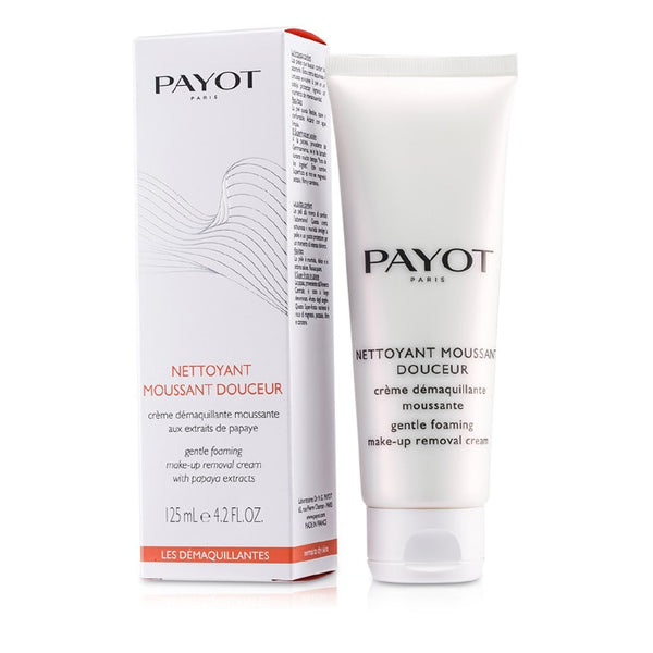 Payot Les Demaquillantes Nettoyant Moussant Douceur Gentle Foaming Make-Up Removal Cream (For Normal To Dry Skins) - 125ml/4.2oz